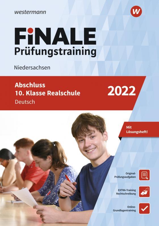 Cover-Bild FiNALE Prüfungstraining / FiNALE Prüfungstraining Abschluss 10. Klasse Realschule Niedersachsen