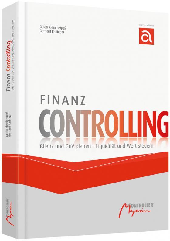 Cover-Bild Finanz Controlling