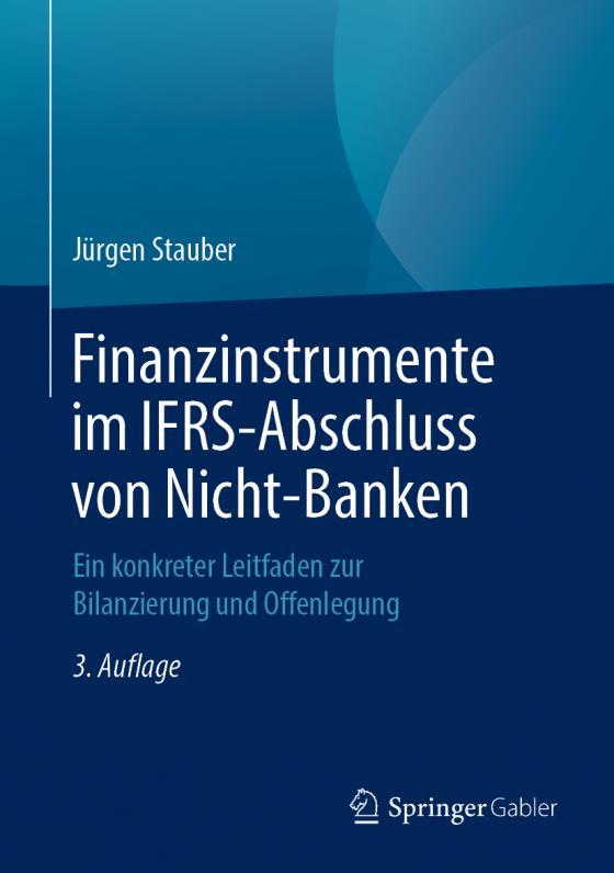 Cover-Bild Finanzinstrumente im IFRS-Abschluss von Nicht-Banken