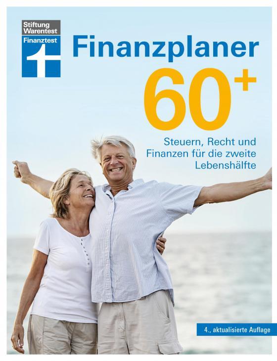 Cover-Bild Finanzplaner 60+