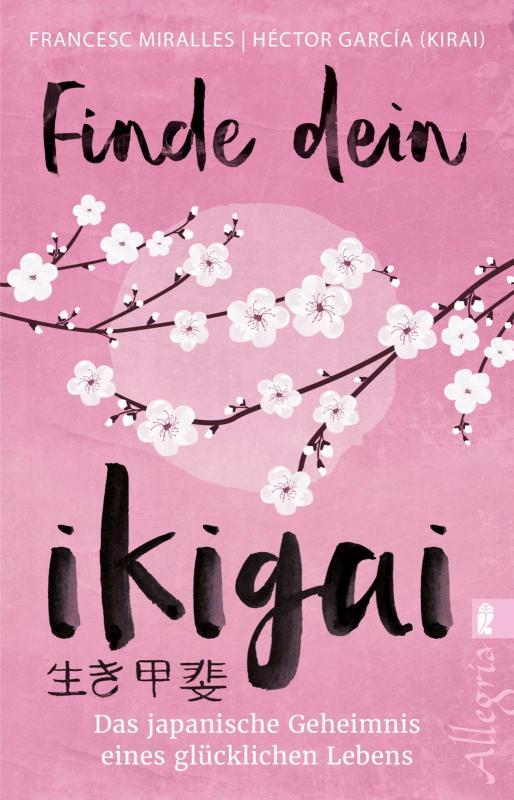 Cover-Bild Finde dein Ikigai