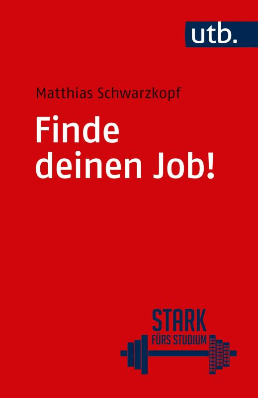 Cover-Bild Finde deinen Job!