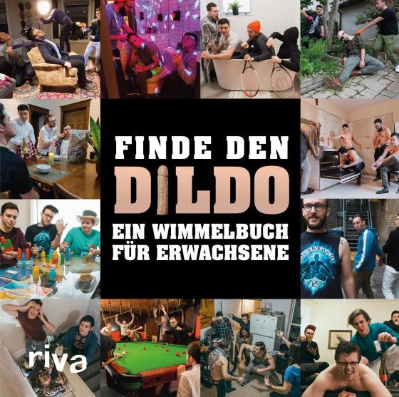 Cover-Bild Finde den Dildo
