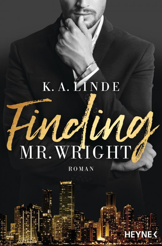 Cover-Bild Finding Mr. Wright