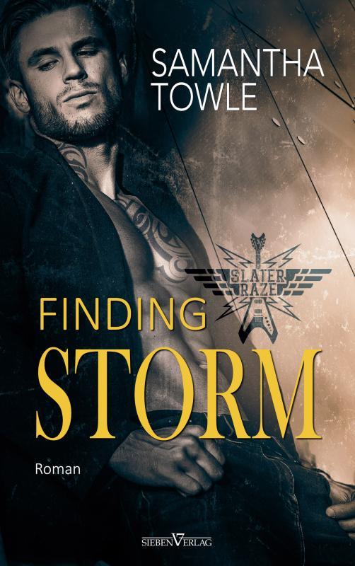 Cover-Bild Finding Storm