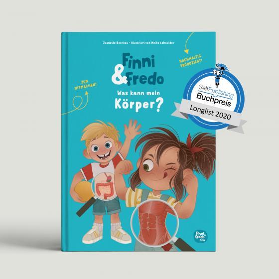 Cover-Bild Finni & Fredo