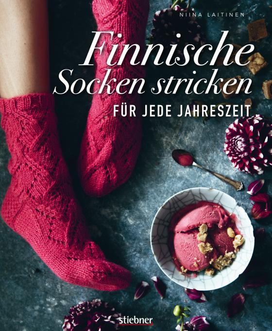 Cover-Bild Finnische Socken stricken für jede Jahreszeit.