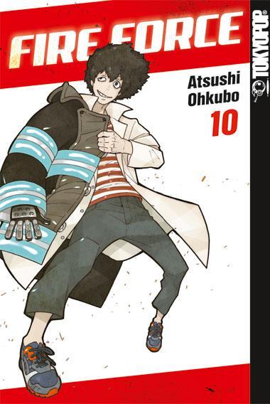 Cover-Bild Fire Force 10