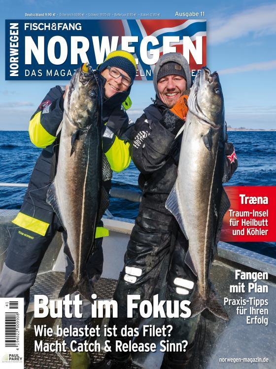 Cover-Bild FISCH & FANG Sonderheft Nr. 41: Norwegen Magazin Nr. 11