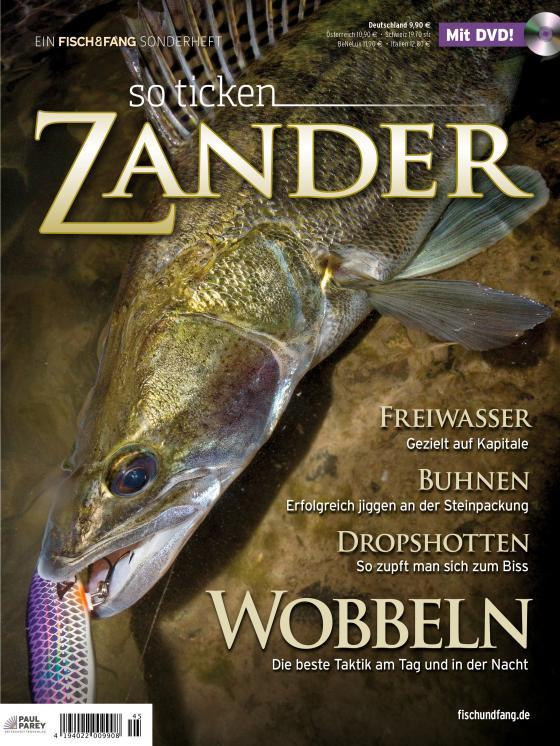 Cover-Bild FISCH & FANG Sonderheft Nr. 45: So ticken Zander