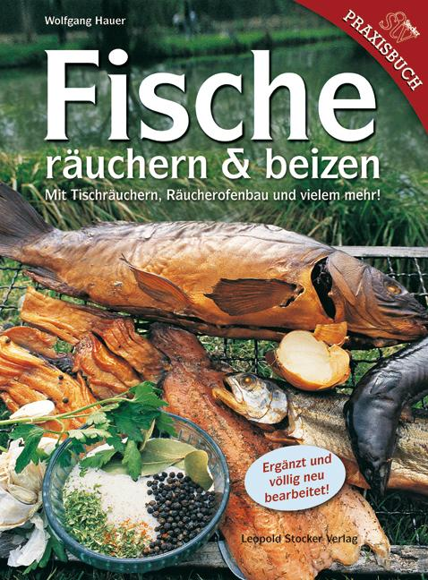 Cover-Bild Fische räuchern & beizen