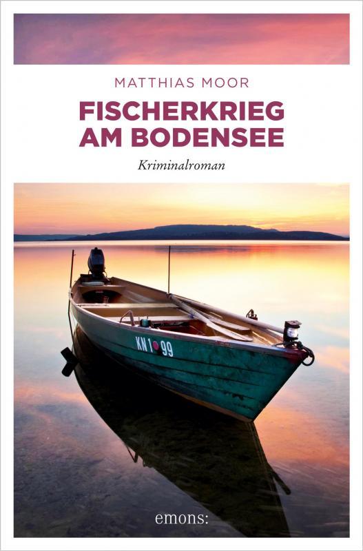 Cover-Bild Fischerkrieg am Bodensee