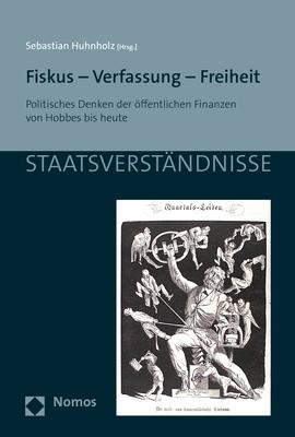 Cover-Bild Fiskus - Verfassung - Freiheit