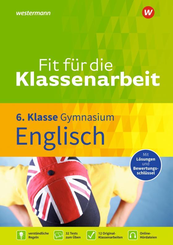 Cover-Bild Fit für die Klassenarbeit / Fit für die Klassenarbeit - Gymnasium
