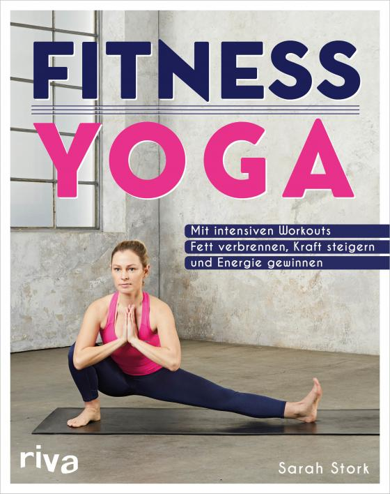 Cover-Bild Fitness-Yoga