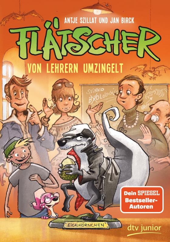 Cover-Bild Flätscher 6 – Von Lehrern umzingelt