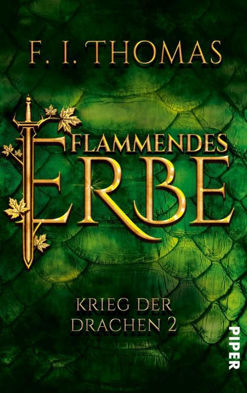 Cover-Bild Flammendes Erbe
