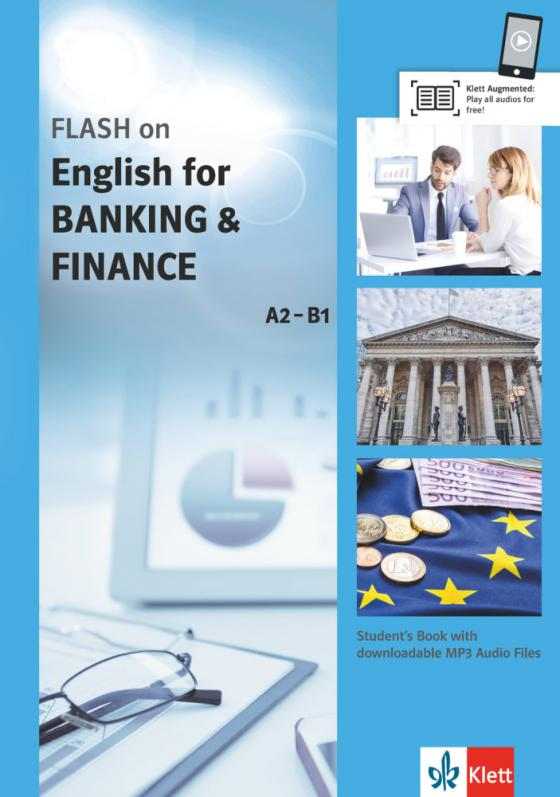 Cover-Bild FLASH on Englisch for BANKING & FINANCE B1-B2