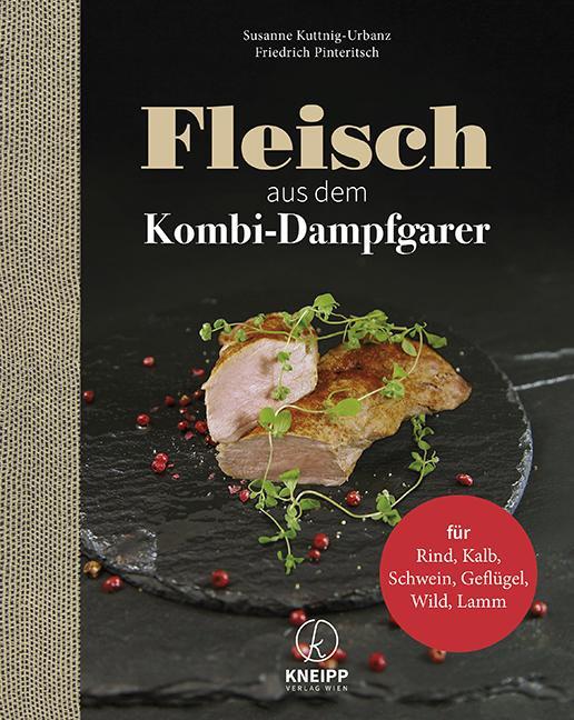 Cover-Bild Fleisch aus dem Dampfgarer