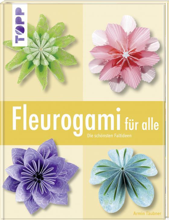 Cover-Bild Fleurogami für alle