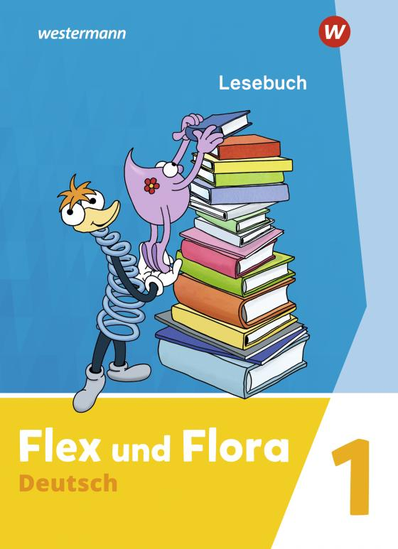 Cover-Bild Flex und Flora / Flex und Flora - Ausgabe 2021