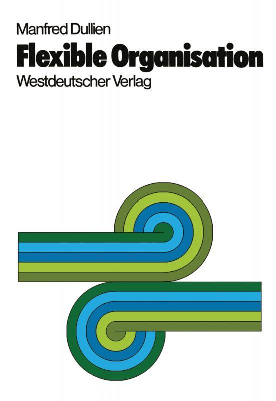 Cover-Bild Flexible Organisation