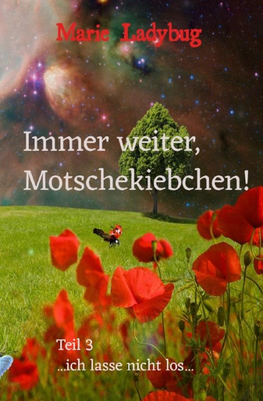 Cover-Bild Flieg Motschekiebchen / Immer weiter Motschekiebchen!