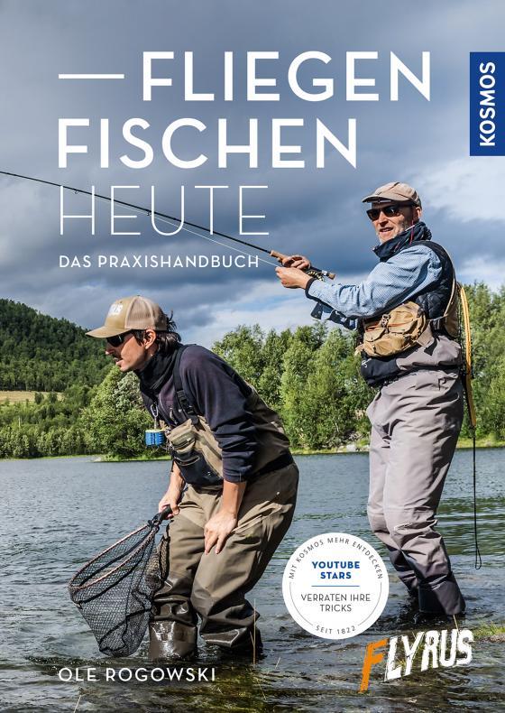 Cover-Bild Fliegenfischen heute