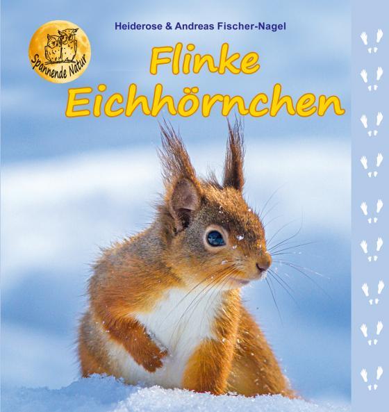 Cover-Bild Flinke Eichhörnchen