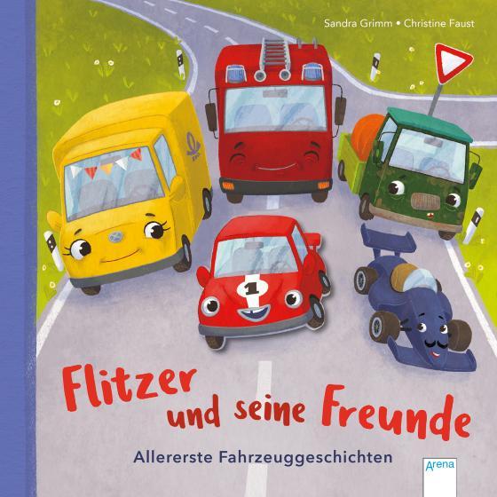 Cover-Bild Flitzer und seine Freunde