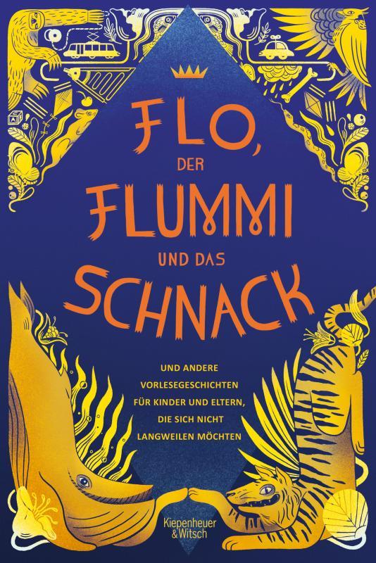 Cover-Bild Flo, der Flummi und das Schnack