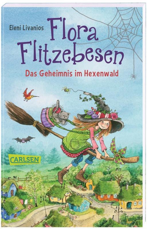 Cover-Bild Flora Flitzebesen. Das Geheimnis im Hexenwald