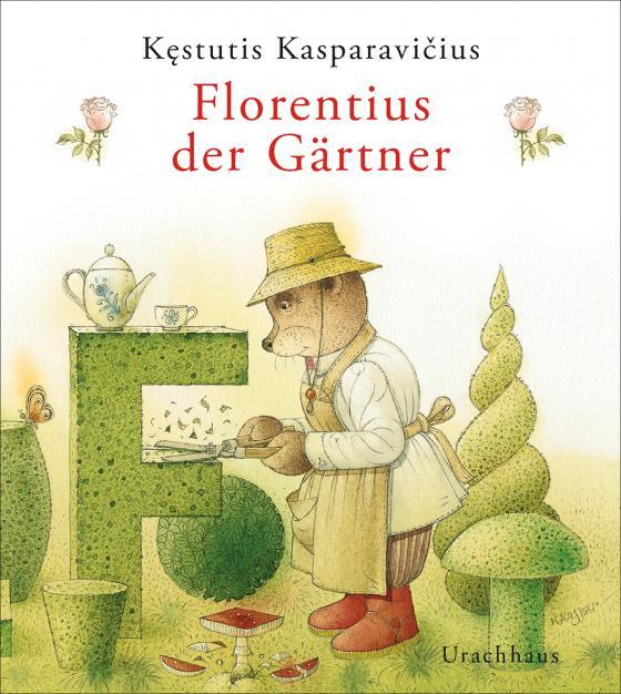 Cover-Bild Florentius der Gärtner