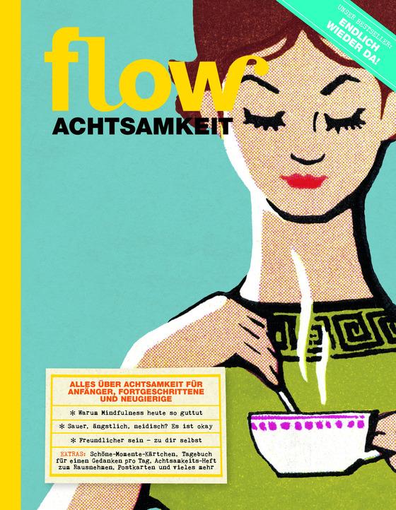 Cover-Bild Flow Achtsamkeit 2018