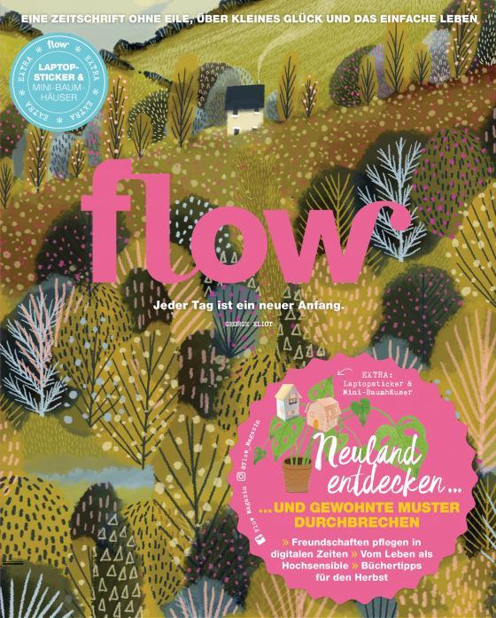 Cover-Bild Flow Nummer 53 (7/2020)