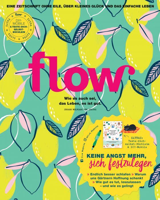 Cover-Bild Flow Nummer 58 (4/2021)