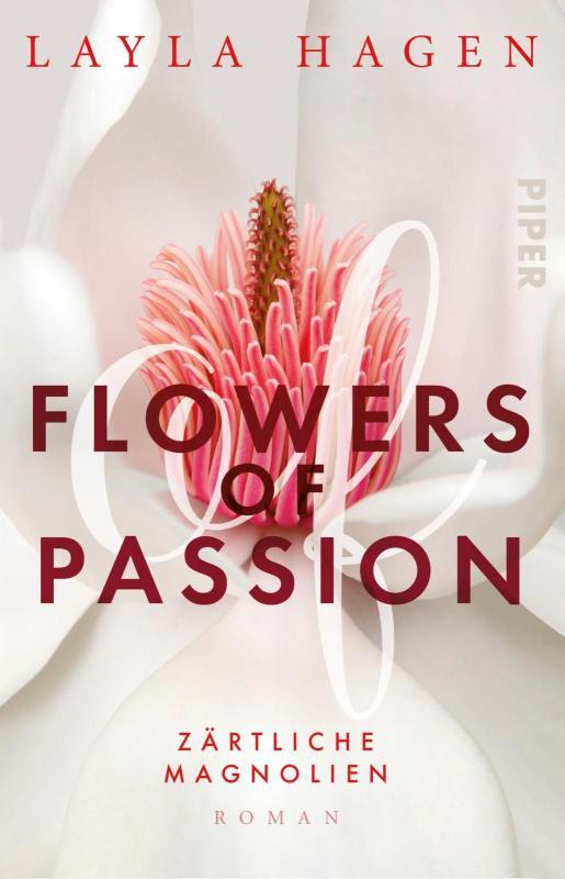 Cover-Bild Flowers of Passion – Zärtliche Magnolien
