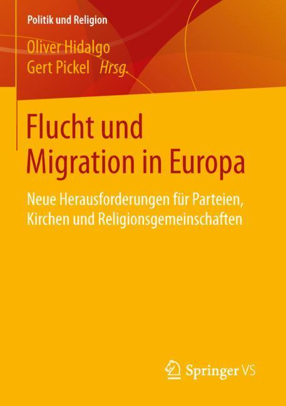 Cover-Bild Flucht und Migration in Europa