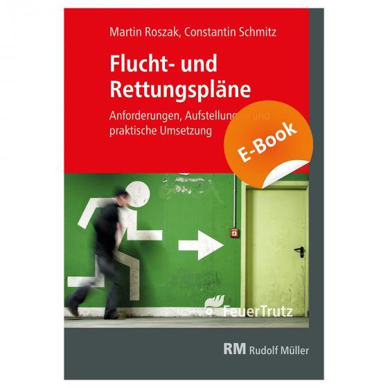Cover-Bild Flucht- und Rettungspläne - E-Book (PDF)