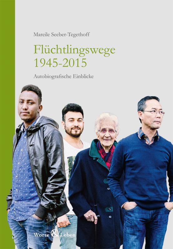 Cover-Bild Flüchtlingswege 1945-2015