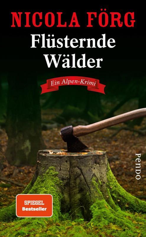 Cover-Bild Flüsternde Wälder
