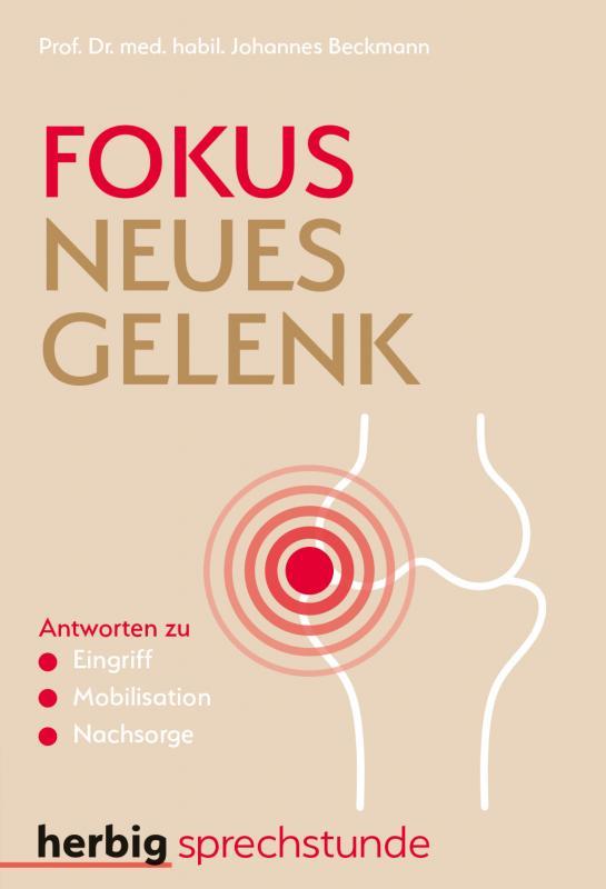 Cover-Bild Fokus neues Gelenk