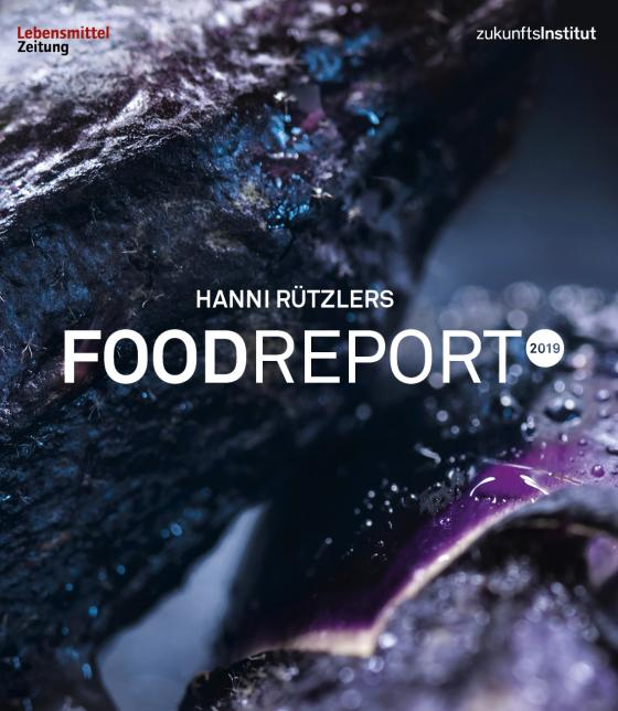 Cover-Bild Food Report 2019