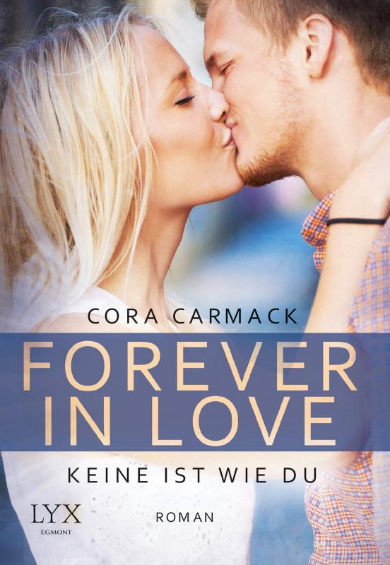 Cover-Bild Forever in Love - Keine ist wie du