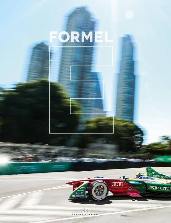 Cover-Bild Formel E