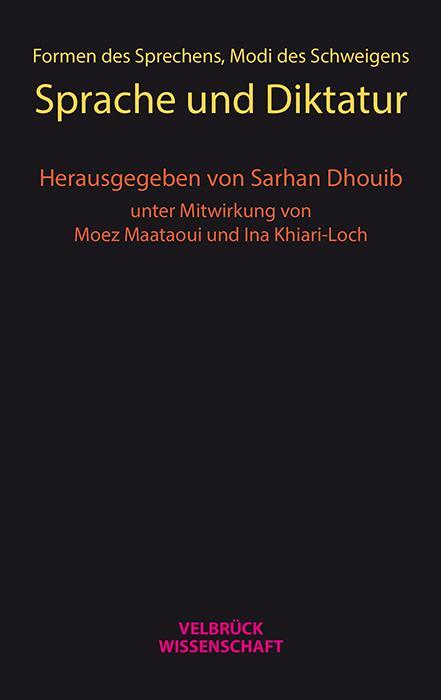 Cover-Bild Formen des Sprechens, Modi des Schweigens