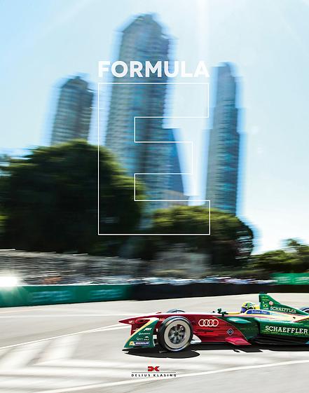 Cover-Bild Formula E