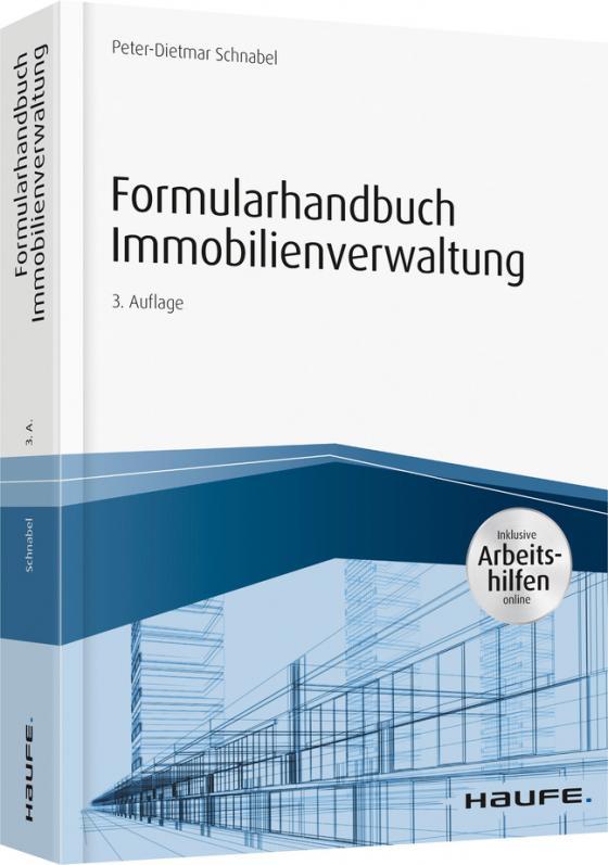 Cover-Bild Formularhandbuch Immobilienverwaltung - inkl. Arbeitshilfen online