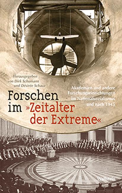 Cover-Bild Forschen im »Zeitalter der Extreme«