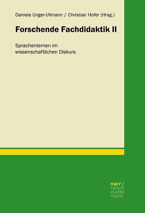 Cover-Bild Forschende Fachdidaktik II